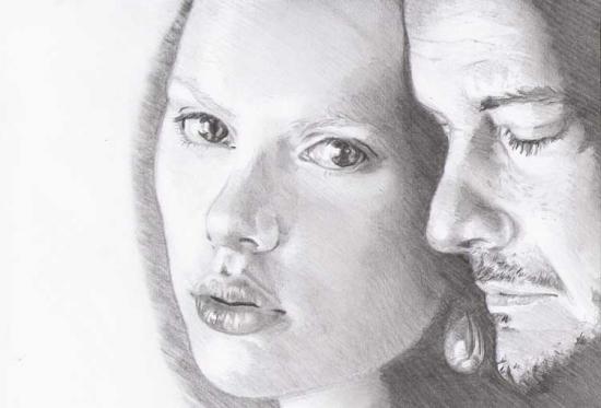 Scarlett Johansson por Tifaerith